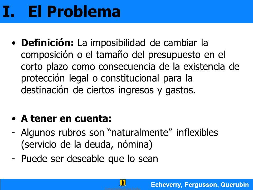 I. El Problema