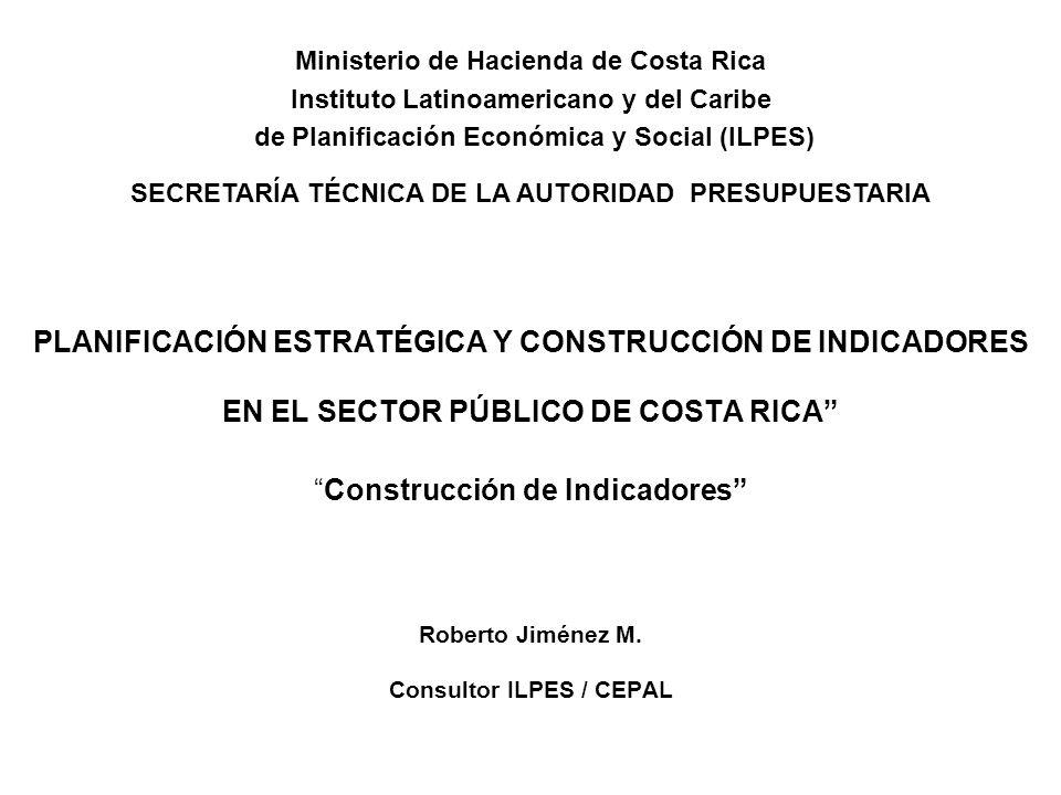 Roberto Jiménez M. Consultor ILPES / CEPAL