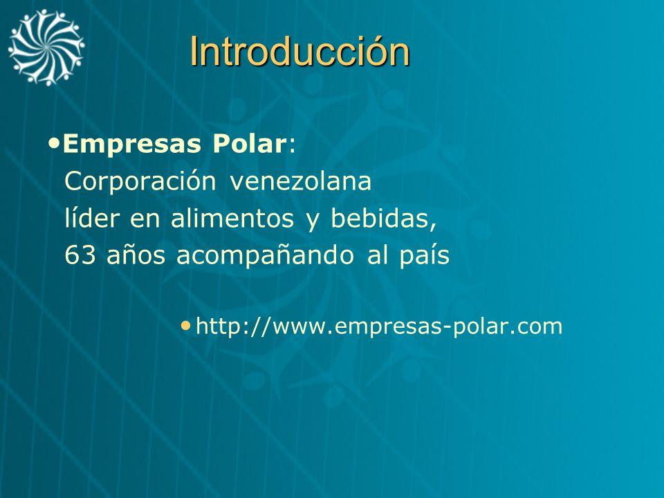 Introducción Empresas Polar: Corporación venezolana