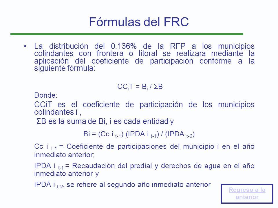 Bi = (Cc i t-1) (IPDA i t-1) / (IPDA t-2)