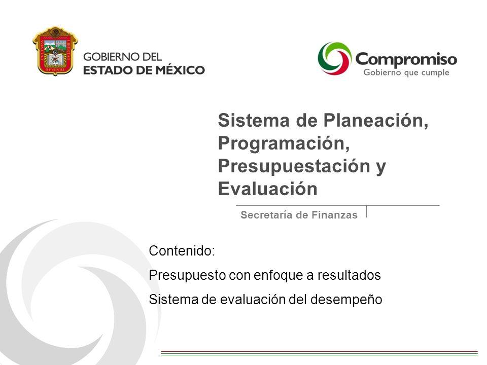 Sistema de Planeación, Programación, Presupuestación y Evaluación
