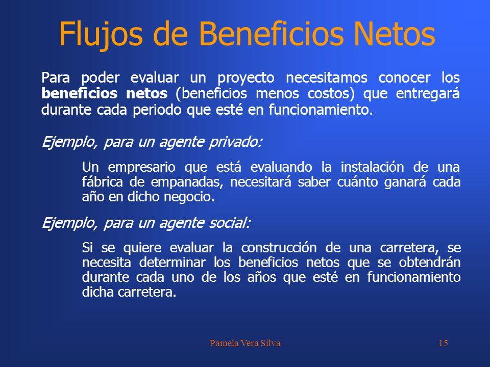 Flujos de Beneficios Netos