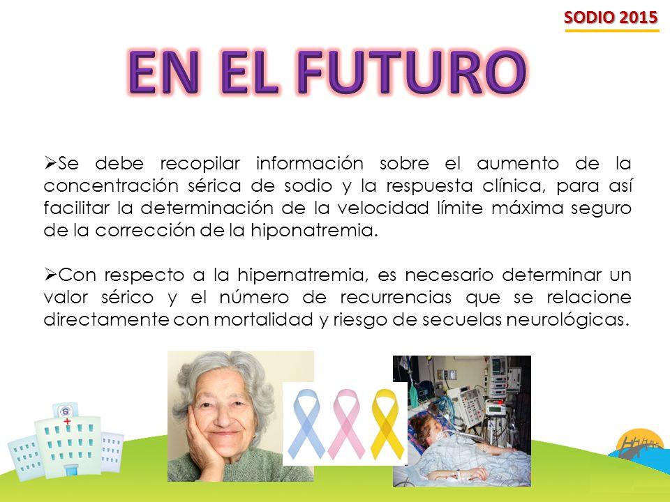 SODIO 2015 EN EL FUTURO.