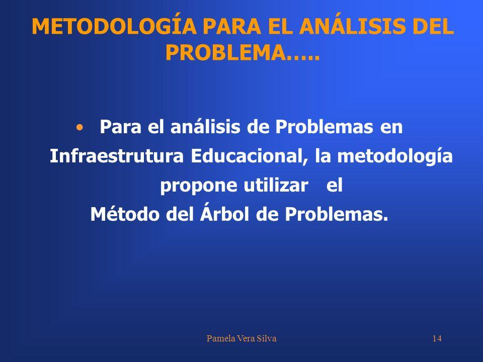 METODOLOGÍA PARA EL ANÁLISIS DEL PROBLEMA…..