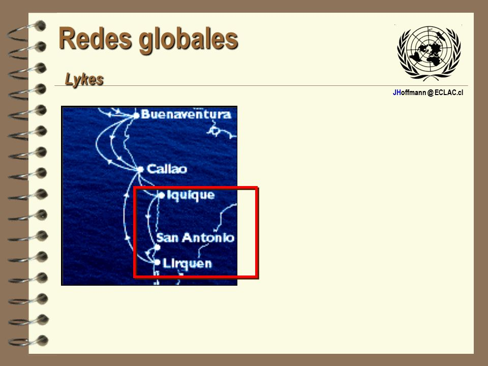 Redes globales Lykes