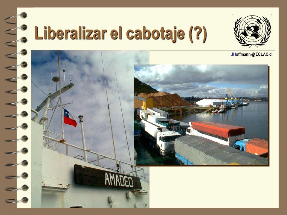 Liberalizar el cabotaje ( )
