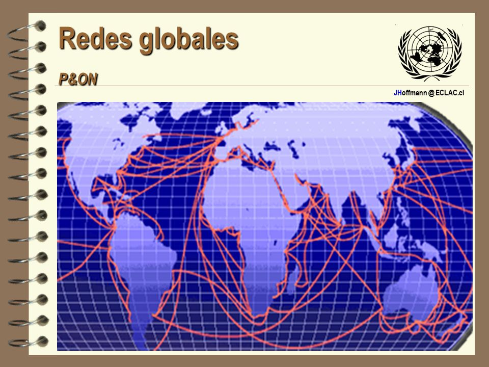 Redes globales P&ON