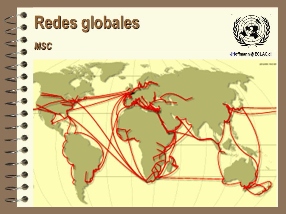 Redes globales MSC