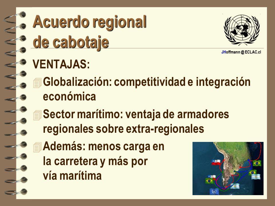 Acuerdo regional de cabotaje
