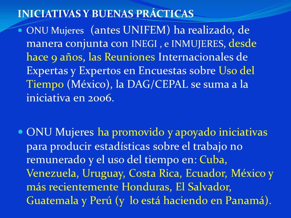 INICIATIVAS Y BUENAS PRÁCTICAS