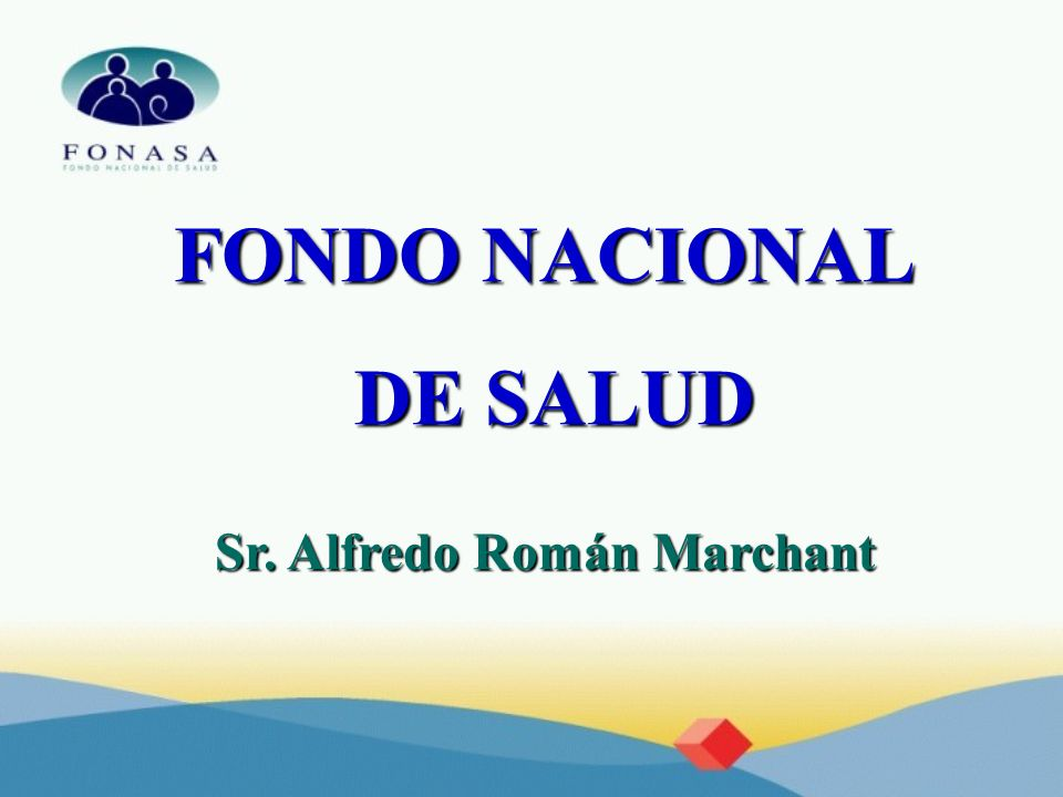Sr. Alfredo Román Marchant