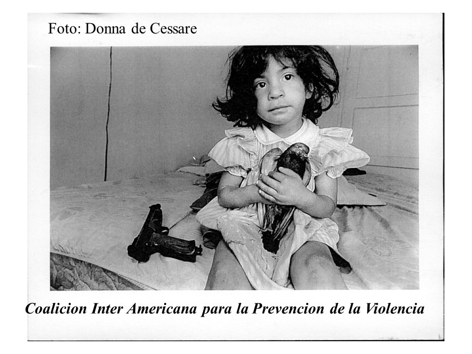 Foto: Donna de Cessare Coalicion Inter Americana para la Prevencion de la Violencia