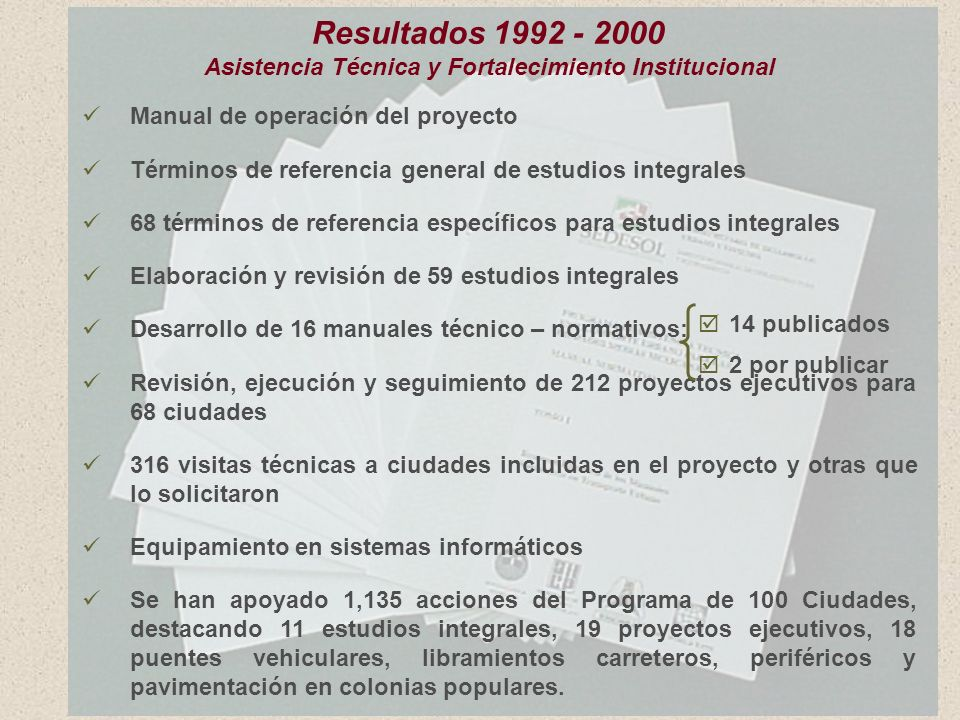 Asistencia Técnica y Fortalecimiento Institucional