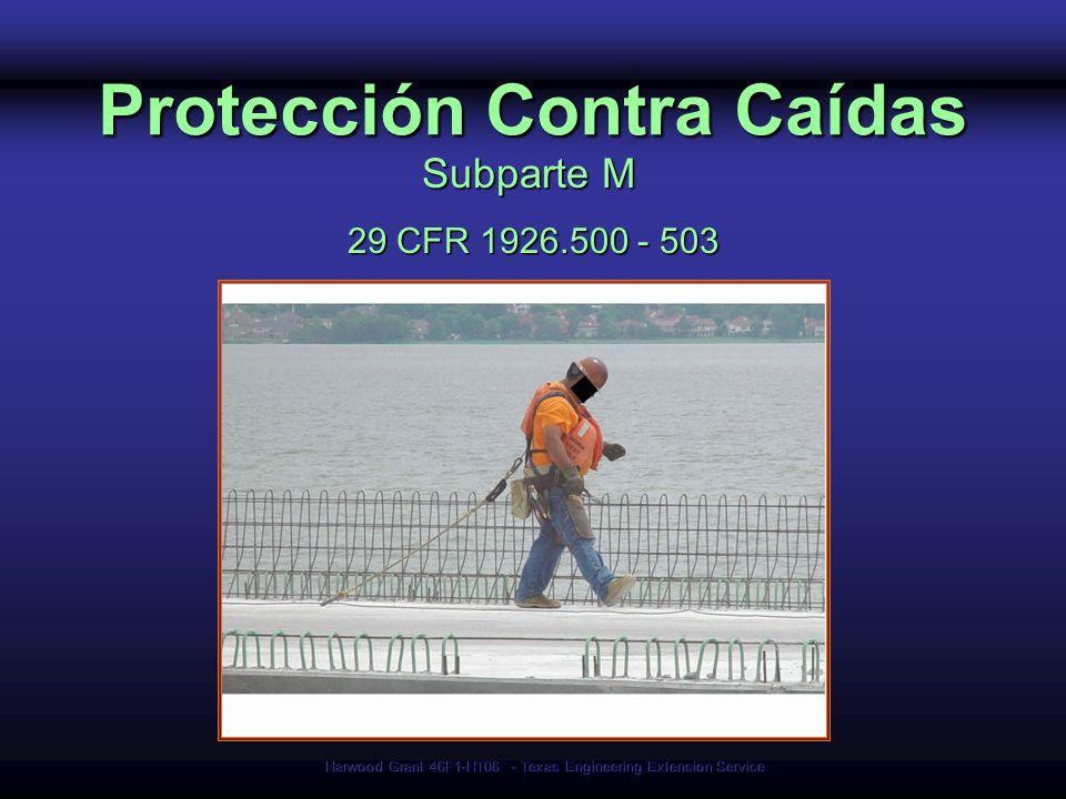 Protección Contra Caídas