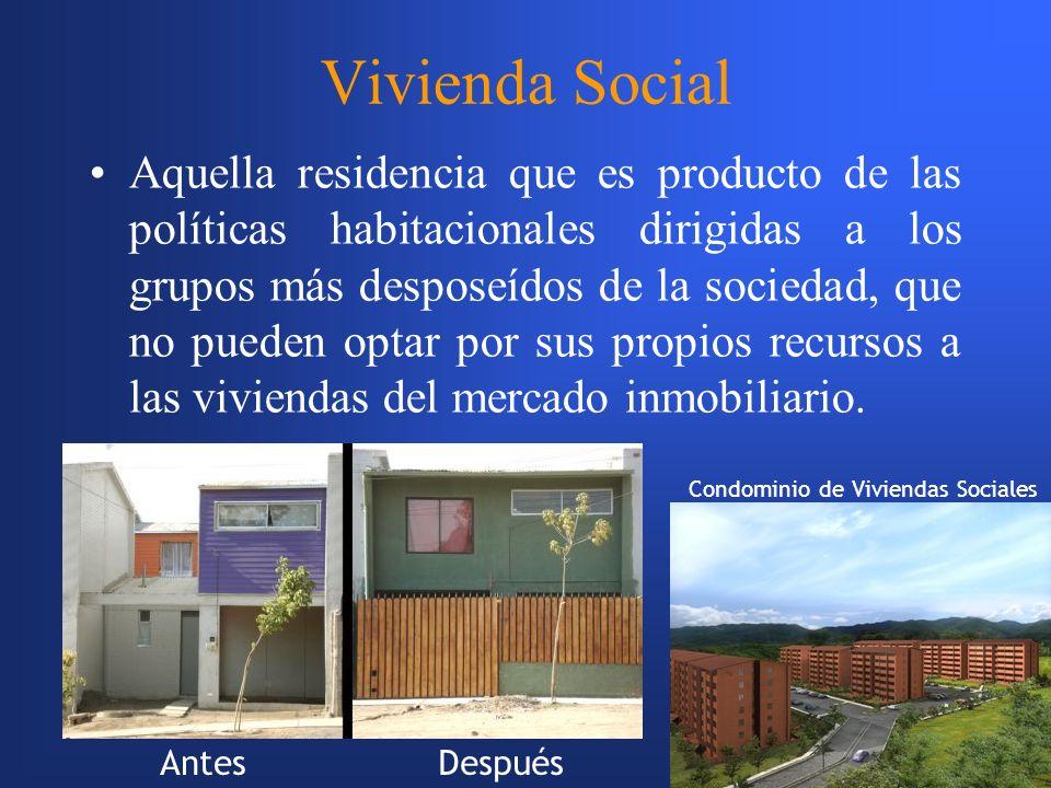 Condominio de Viviendas Sociales