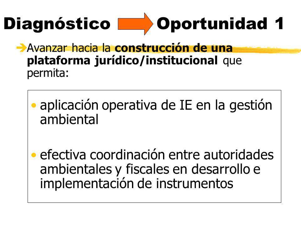 Diagnóstico Oportunidad 1