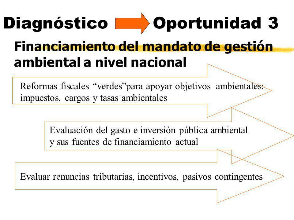 Diagnóstico Oportunidad 3