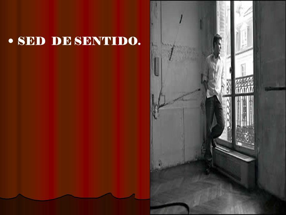 SED DE SENTIDO.