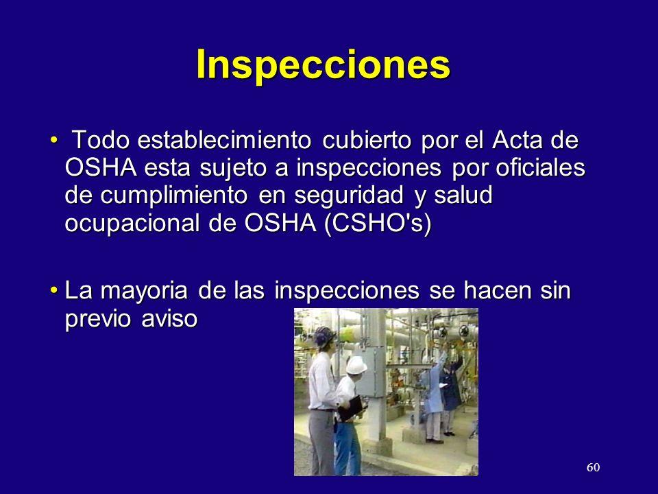 11/07/96 5:24AM Inspecciones.