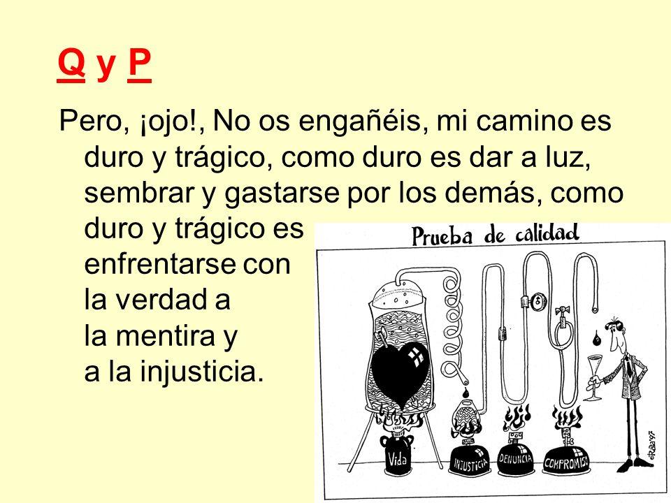 Q y P