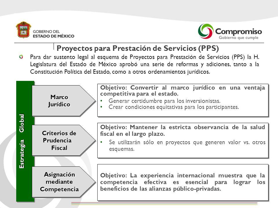 Proyectos para Prestación de Servicios (PPS)