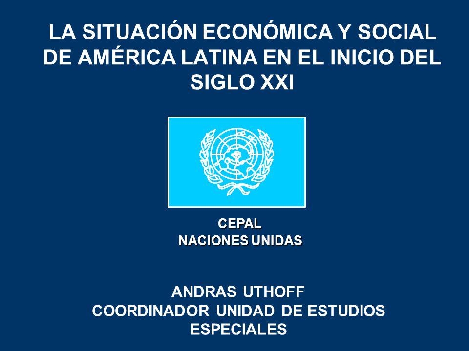 ANDRAS UTHOFF COORDINADOR UNIDAD DE ESTUDIOS ESPECIALES