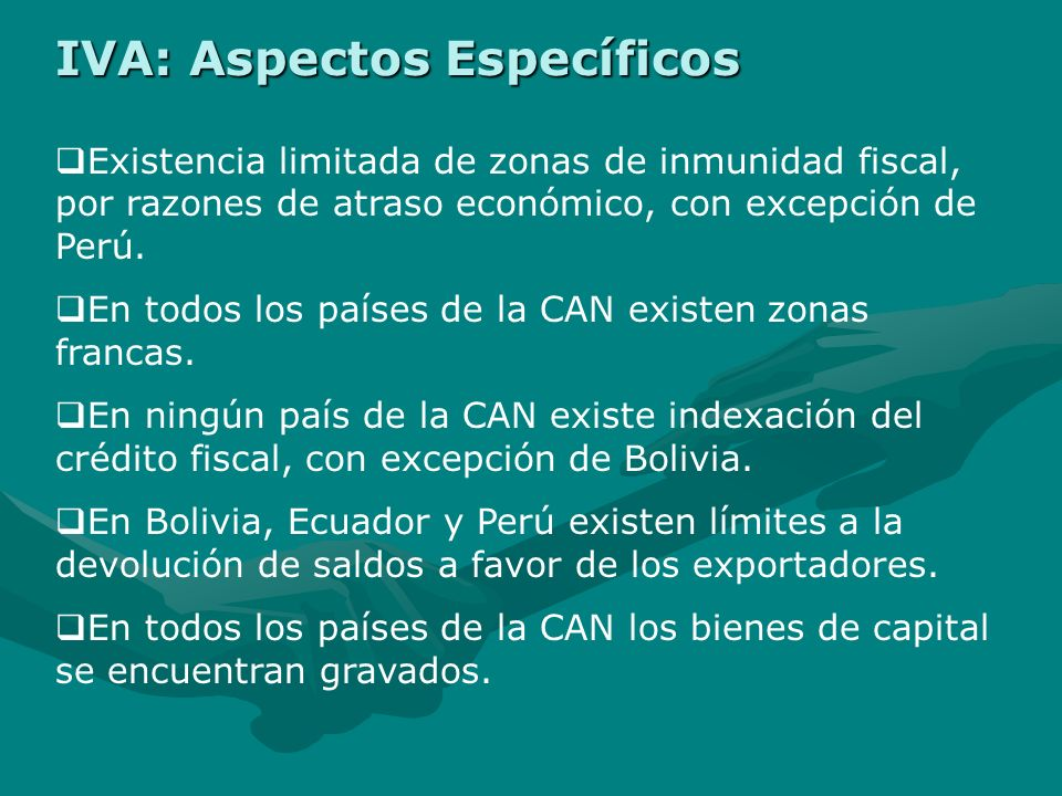 IVA: Aspectos Específicos