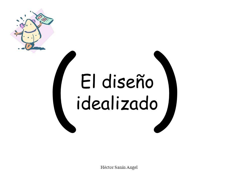 ( ) El diseño idealizado Héctor Sanín Angel