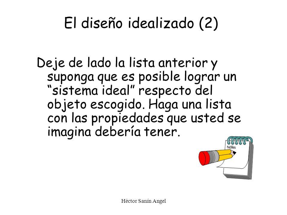 El diseño idealizado (2)