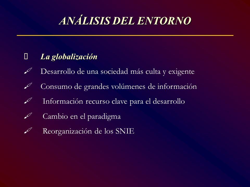 ANÁLISIS DEL ENTORNO Ø La globalización
