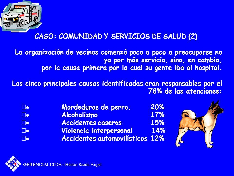 CASO: COMUNIDAD Y SERVICIOS DE SALUD (2)