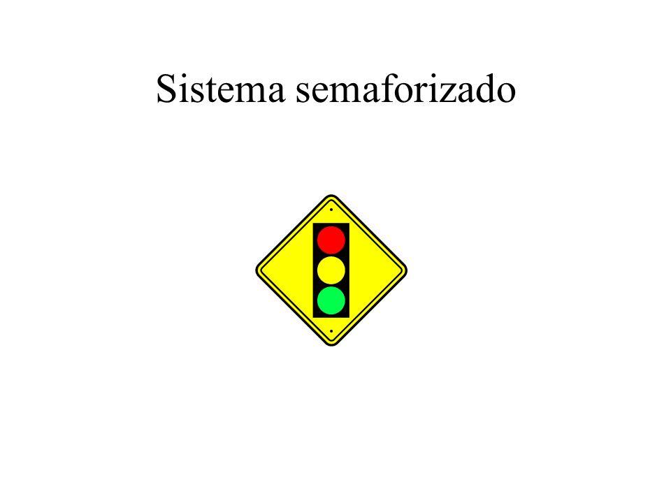 Sistema semaforizado