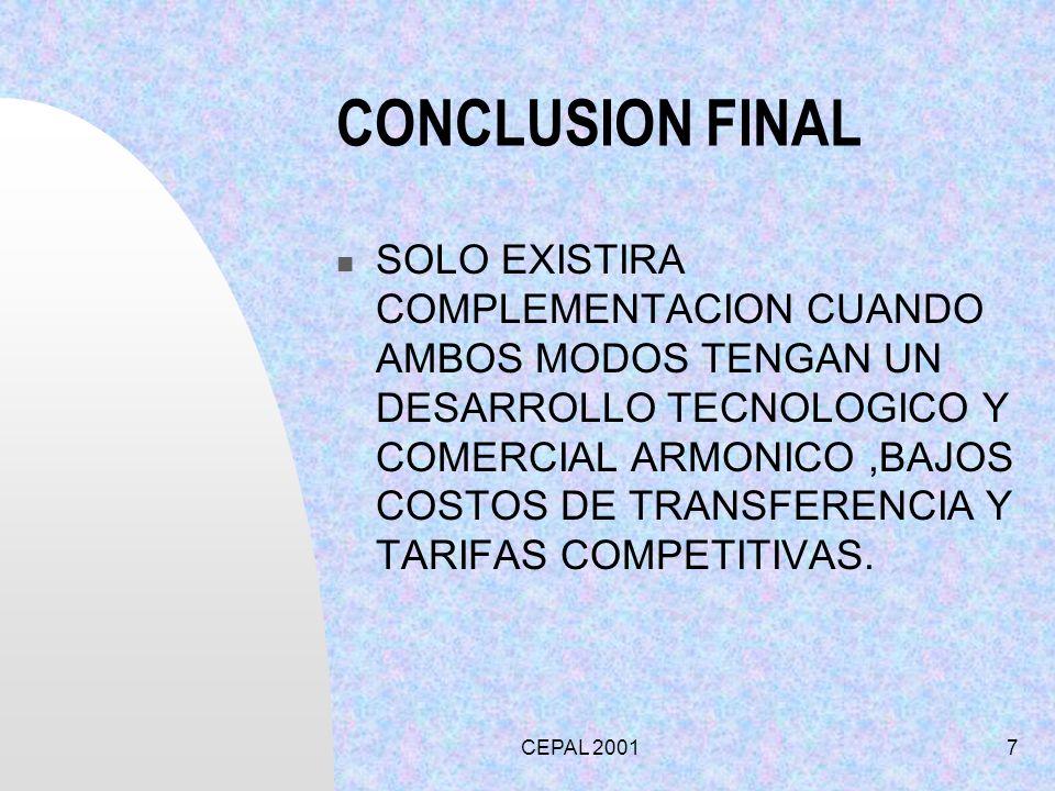 CONCLUSION FINAL