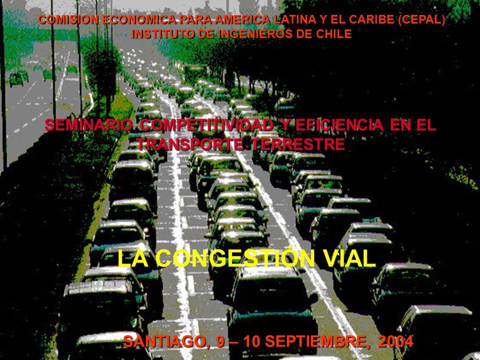 COMISION ECONOMICA PARA AMERICA LATINA Y EL CARIBE (CEPAL)