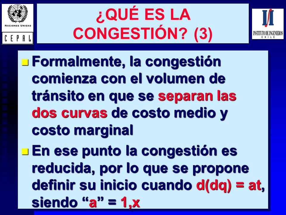 ¿QUÉ ES LA CONGESTIÓN (3)
