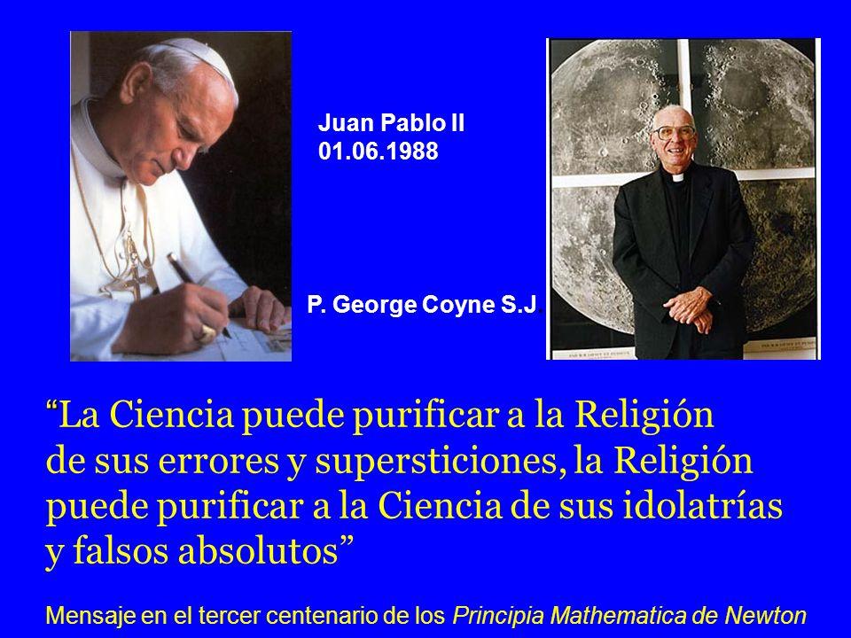 La Ciencia puede purificar a la Religión