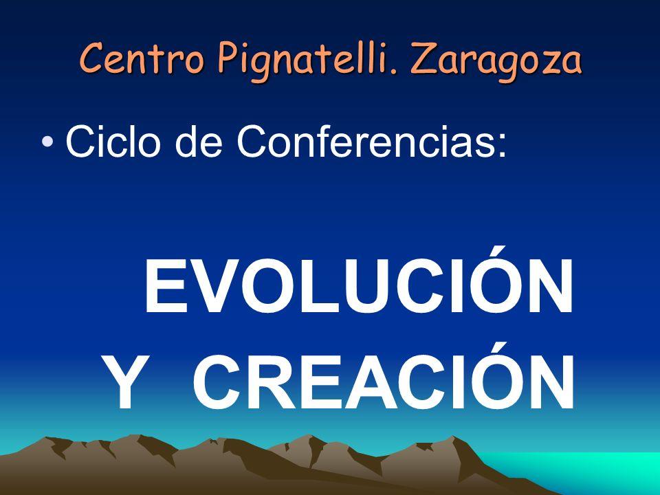 Centro Pignatelli. Zaragoza