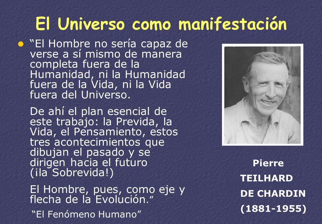 El Universo como manifestación