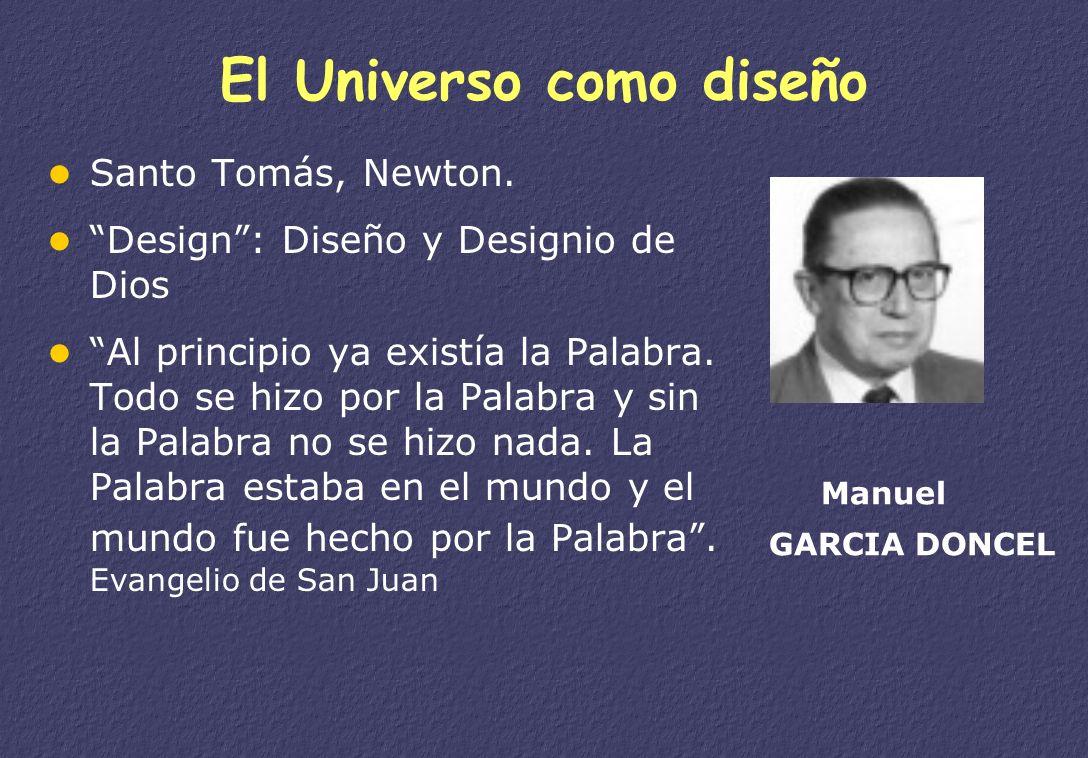 El Universo como diseño