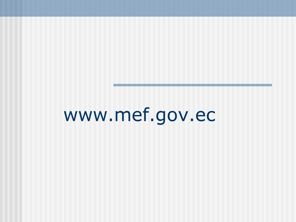 www.mef.gov.ec