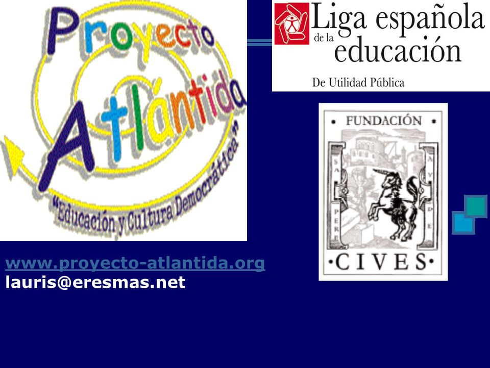 www.proyecto-atlantida.org lauris@eresmas.net
