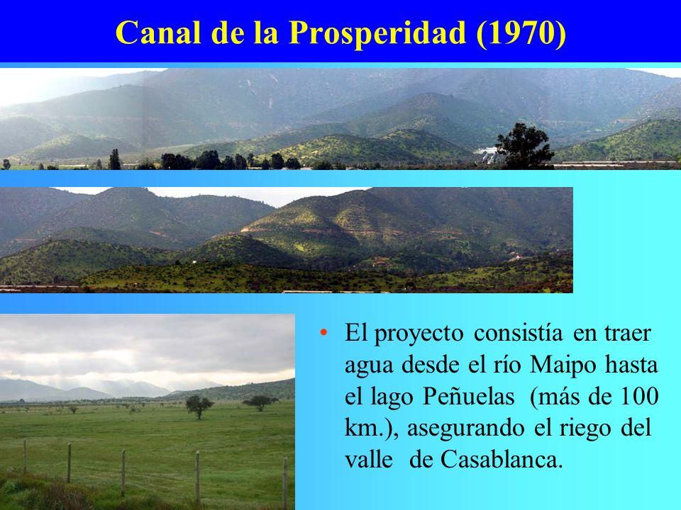 Canal de la Prosperidad (1970)