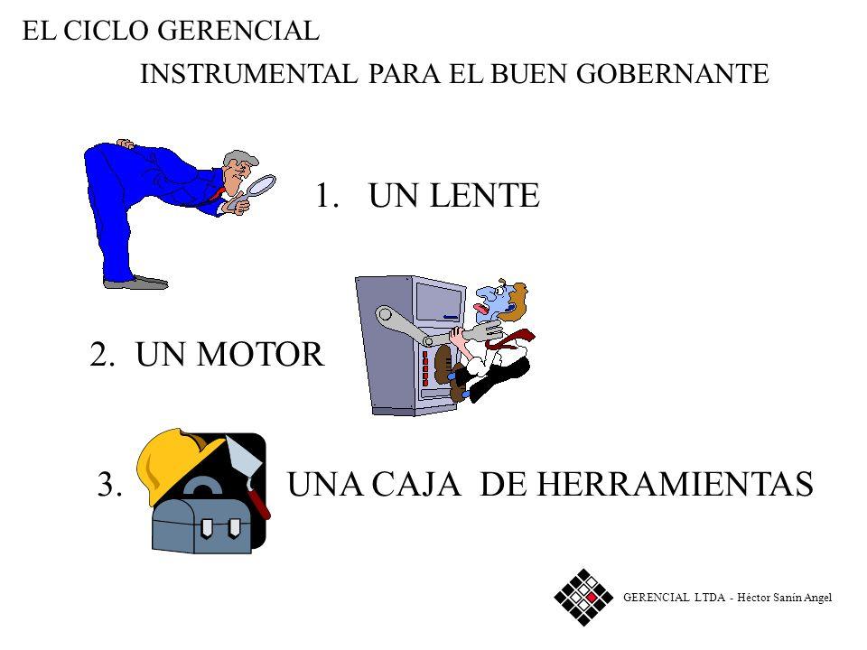 INSTRUMENTAL PARA EL BUEN GOBERNANTE