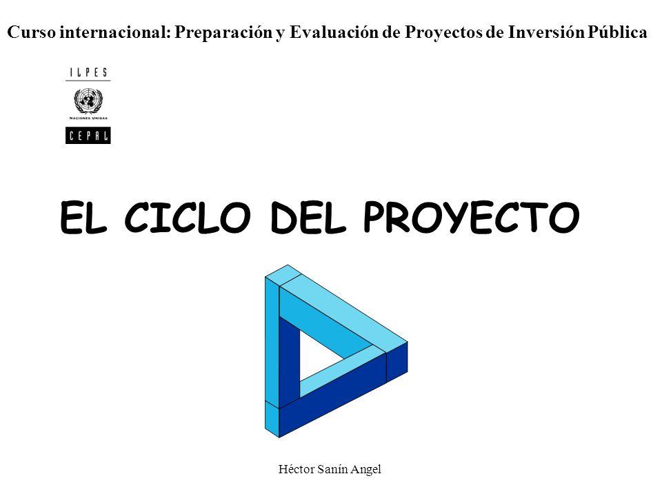 Curso internacional: Preparación y Evaluación de Proyectos de Inversión Pública