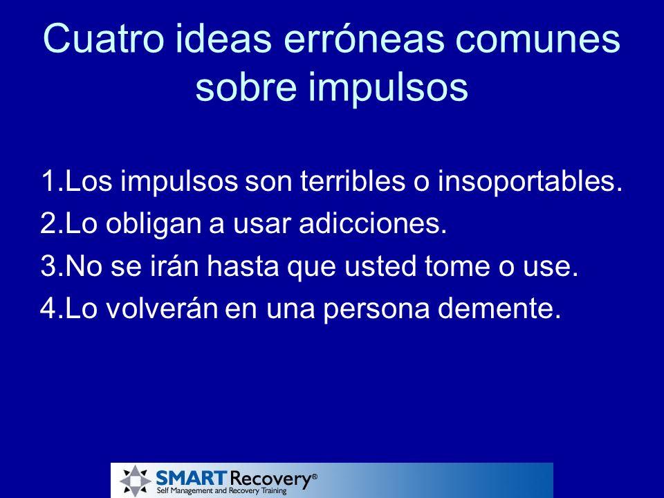 Cuatro ideas erróneas comunes sobre impulsos