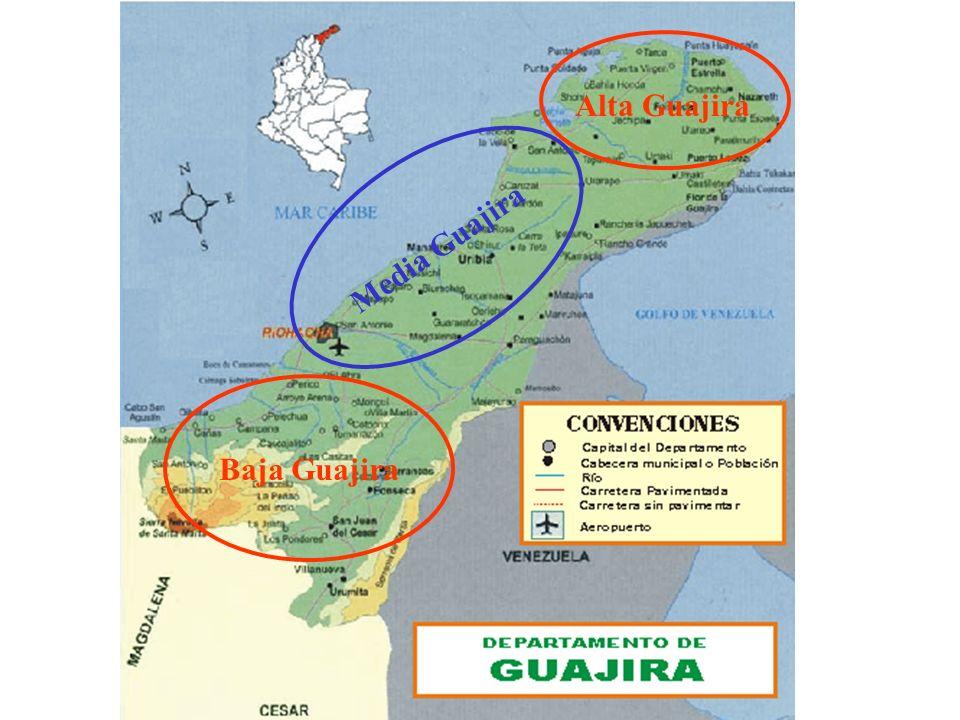 Media Guajira Baja Guajira
