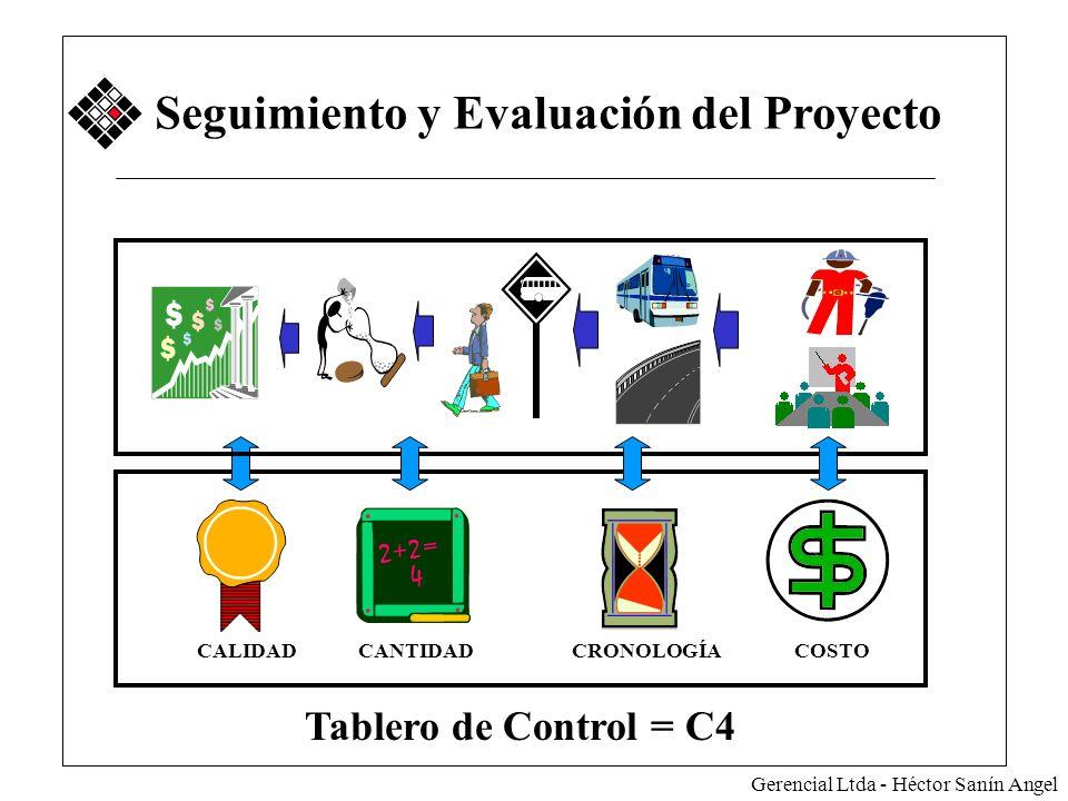 Seguimiento y Evaluación del Proyecto