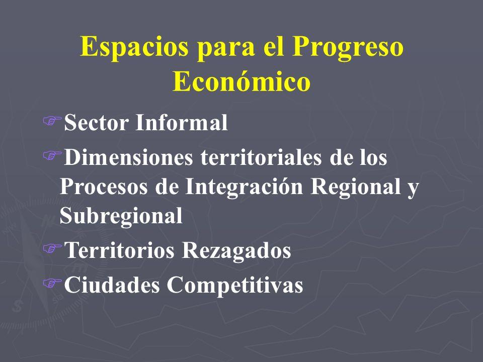 Espacios para el Progreso Económico