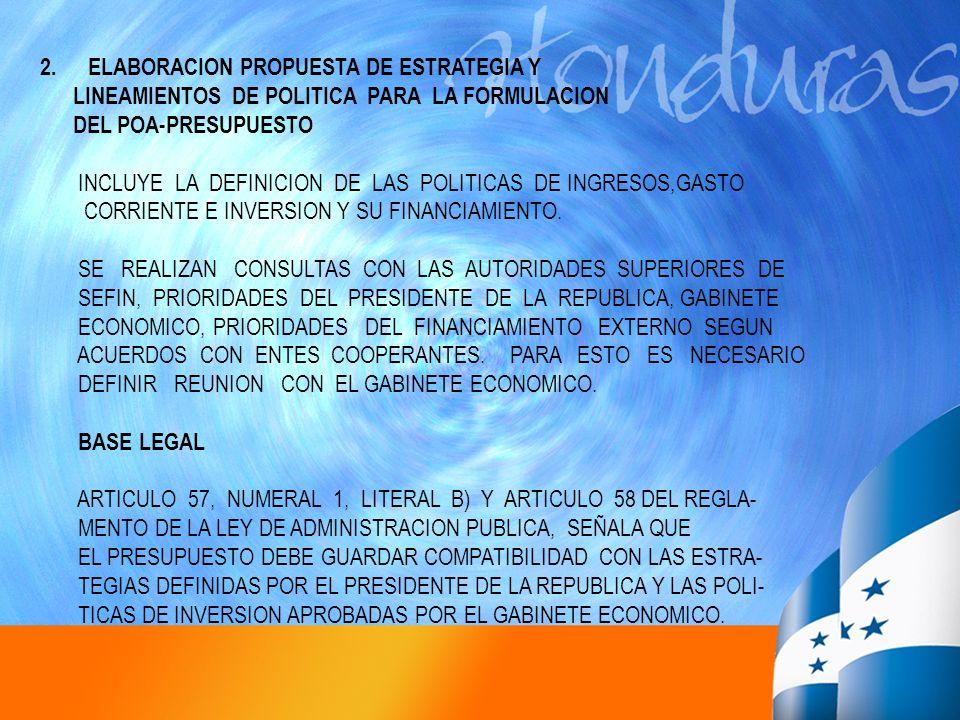 ELABORACION PROPUESTA DE ESTRATEGIA Y