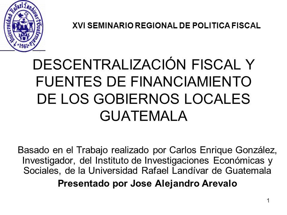 Presentado por Jose Alejandro Arevalo